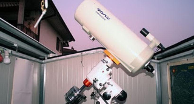 Takahashi mewlon 250 mm montatura HEQ6 modificata Geoptik