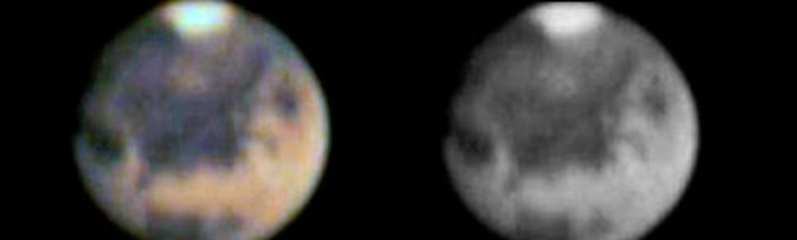 Marte 2003-08-19 h 01-35 UT 23 35Seeing 4-5/10