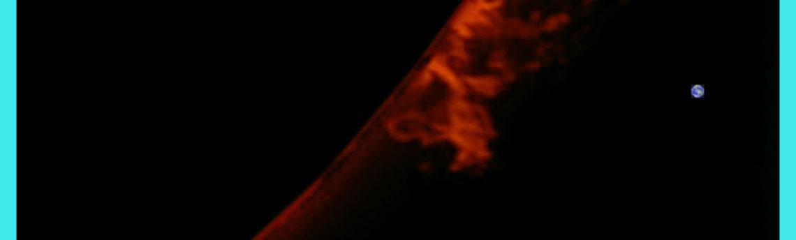 Sole Protuberanza siepe