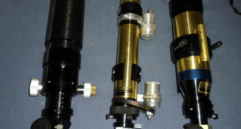 ED 70 coronado H-alfa 40 mm Coronado Ca-K 70 mm