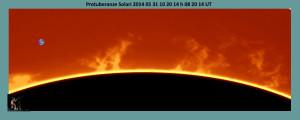 Protuberanze14-05-31 10-20-14 h 08 20 14 UT