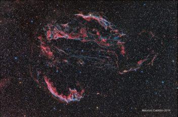 Nebulosa Velo Di Maurizio Cabibbo