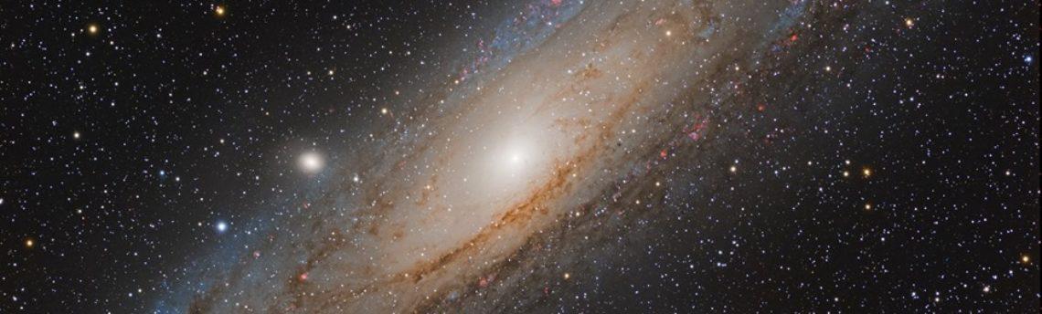 Galassia Andromeda  di Maurizio Cabibbo