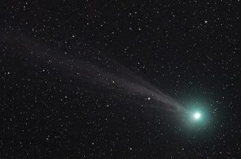Cometa Lovejoy di Flavio Castellani in remoto dall' Australia