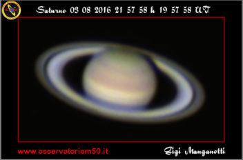 #Saturno 03 08 2016 21 57 58 h 19 57 58 UT