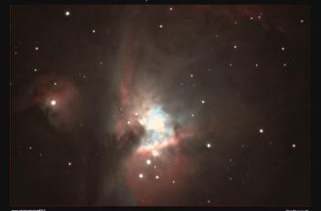 Nebulosa M 42