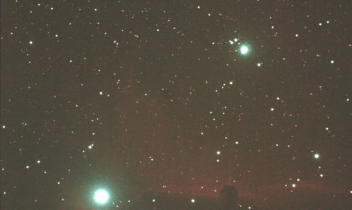 Testa di cavallo IC 434