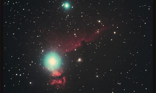 #Testa di Cavallo IC 434