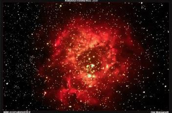 Nebulosa Rosetta NGC 2237