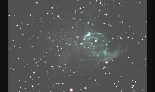 Elmo di Thor NGC 2359