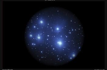 M45 Pleiadi