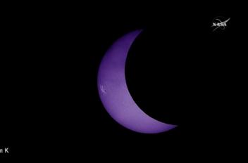 eclissi totale America foto Nasa 21 08 2017