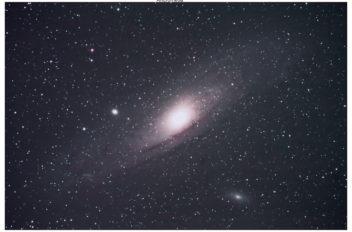 Andromeda 450 D