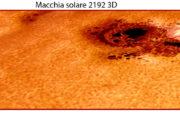 Maccia solare 3D