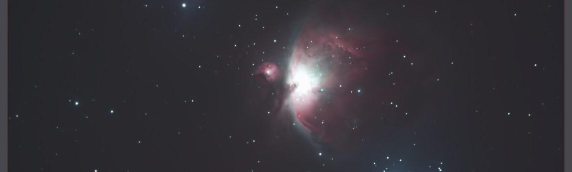M42 Nebulosa di Orione 17 11 2017