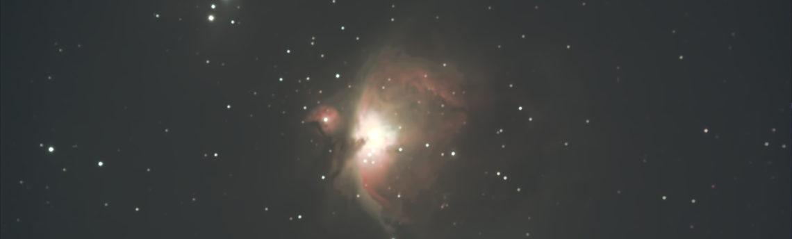 Nebulosa di Orione M 42
