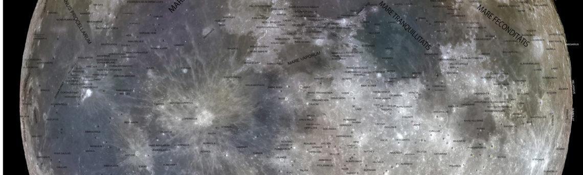 Ultima nomenclatura Luna