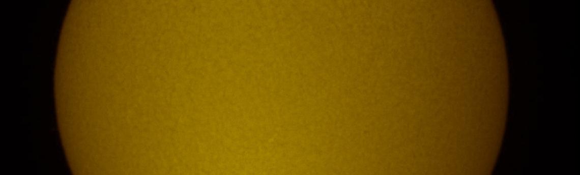 Passaggio sul Sole della ISS 19 04 2018 h 17 25 08