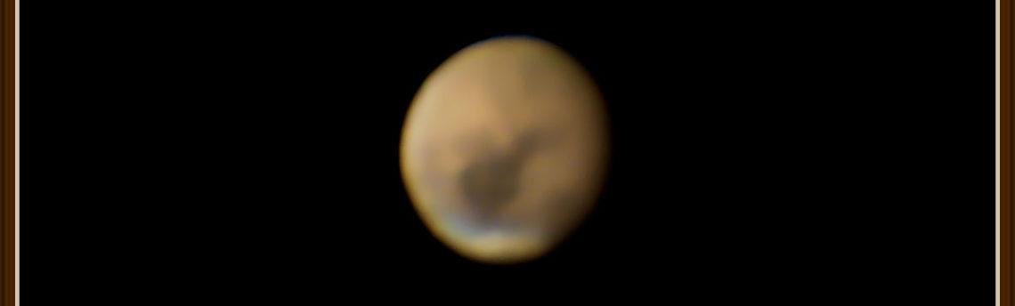 Marte 19 06 2018 02 37 33 h 00 37 33 UT Tempesta di sabbia