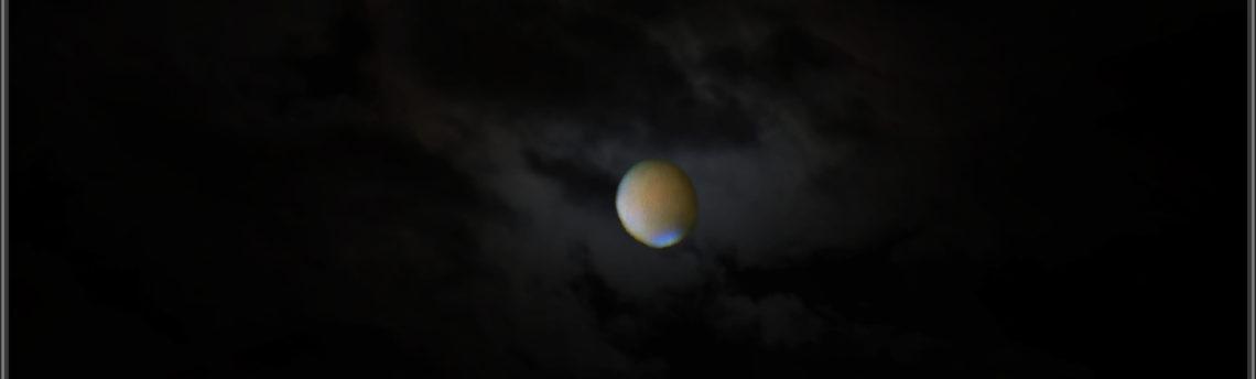 Marte Tempesta di sabbia