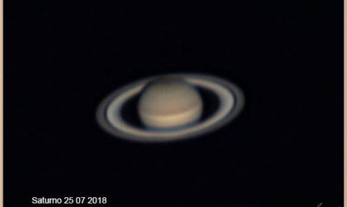 Saturno 25 07 2018