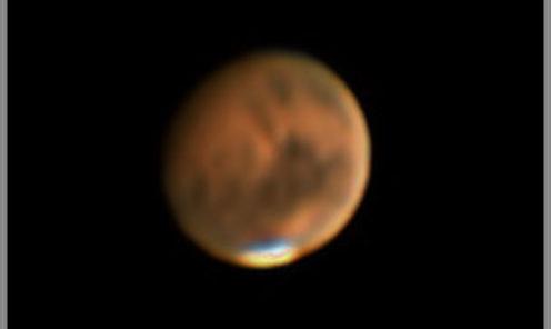 Solis lacus Marte