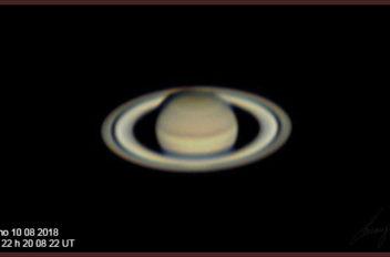 Saturno 10 08 2018