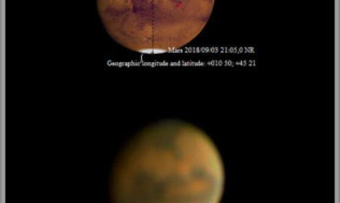 Marte 03 09 2018