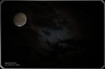 Marte 04 09 2018