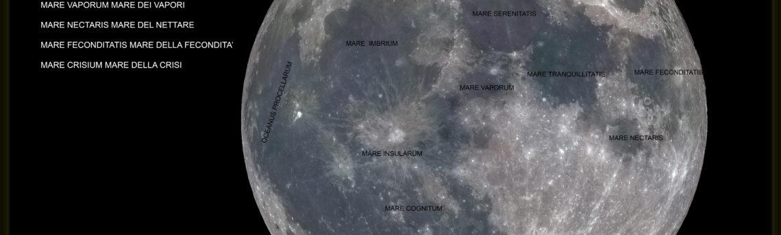 Luna nomenclatura mari
