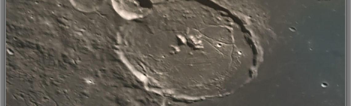 Cratere #Gassendi