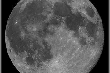 Super Luna 19 02 2019 22 50 h 21 50 UT