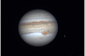 Giove s satellite Europa 23 06 2019
