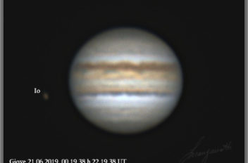 Giove Io 21 06 2019