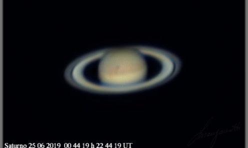 Saturno 25 06 2019