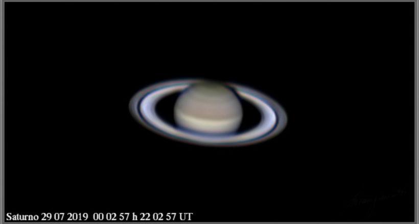Saturno 29 07 2019