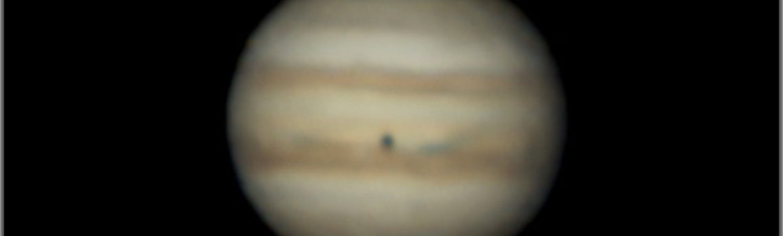 Giove e ombra di Ganymede