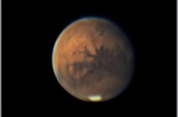 Marte 13 09 2020