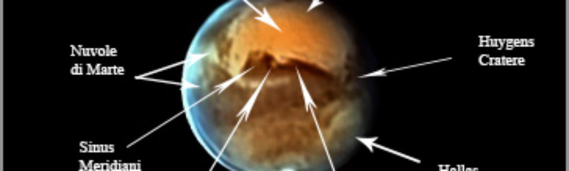 Nomenclature di Marte 2020