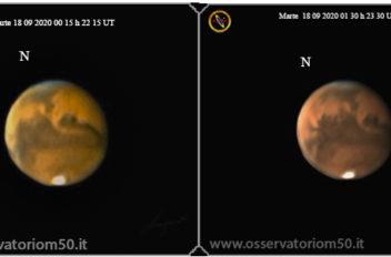Marte 18 09 2020