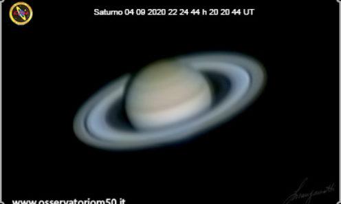 Saturno 04 09 2020