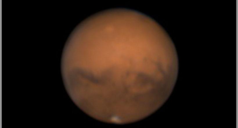 Marte opposizione 13 10 2020