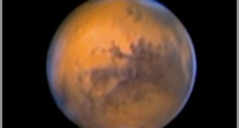 Marte 18 10 2020