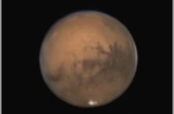 #Marte 17 10 2020