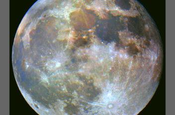 Super Luna  Mineral Moon 26 05 2021